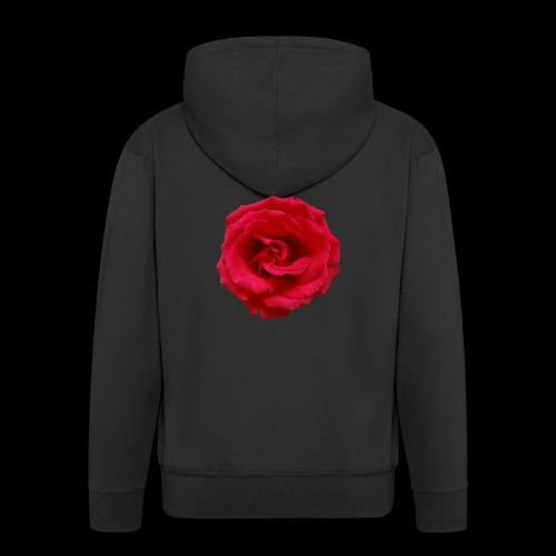 ForeMan- TheMansRose - Men's Premium Hooded Jacket