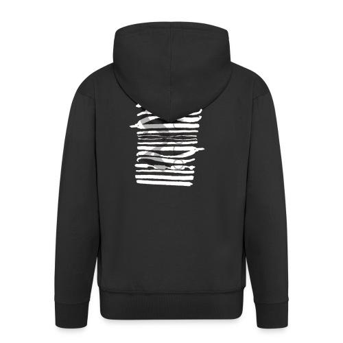 kalligrafie_axl.png - Men's Premium Hooded Jacket