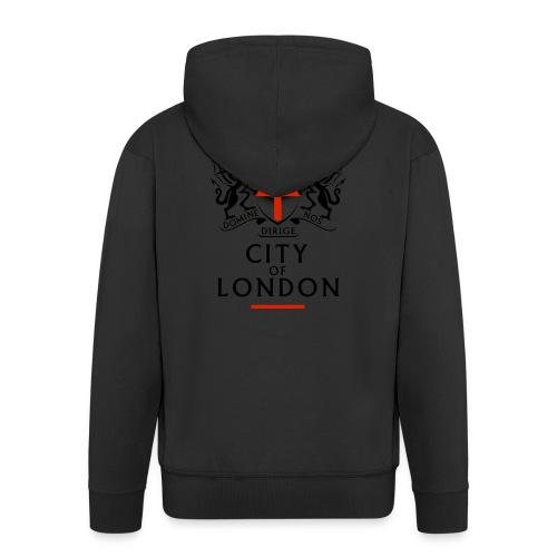 City of London - Men's Premium Hooded Jacket