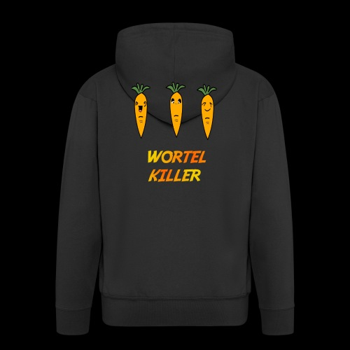 Wortel Killer [Kids Premium T-Shirt] - Mannenjack Premium met capuchon