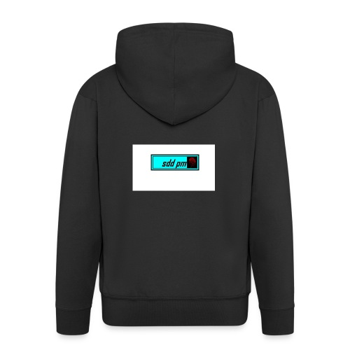 cool sddpm merch - Men's Premium Hooded Jacket