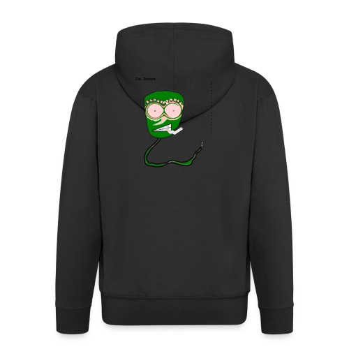 The_Sperrms - Reddy Sickhigher - Men's Premium Hooded Jacket