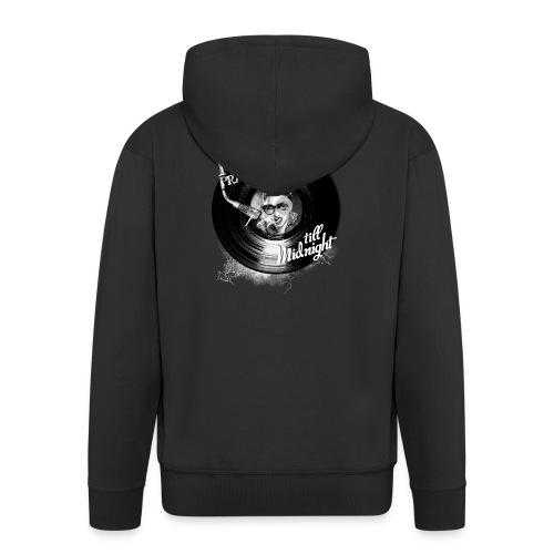 The Merry Pranksters Till Midnight - Black T-Shirt - Men's Premium Hooded Jacket