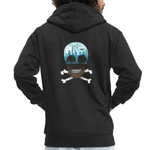 Death City tshirt ✅ - Männer Premium Kapuzenjacke