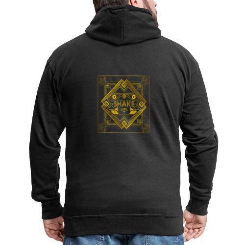 AlbumCover 2 - Men's Premium Hooded Jacket