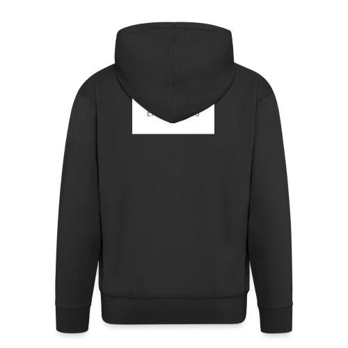 enderproductions enderidiots design - Men's Premium Hooded Jacket