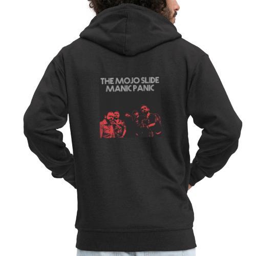 Manic Panic - Design 2 - Men's Premium Hooded Jacket