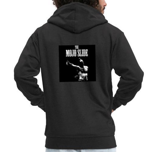 The Mojo Slide - Design 1 - Men's Premium Hooded Jacket