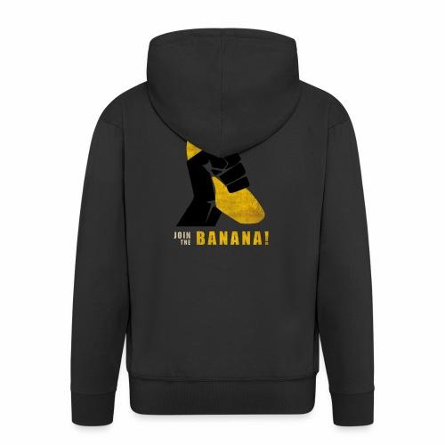 Join the Banana ! Wankil - Veste à capuche Premium Homme