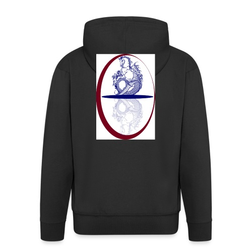 kelpie2 - Men's Premium Hooded Jacket
