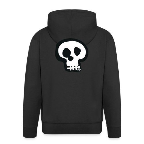NUMBSKULL T - Men's Premium Hooded Jacket
