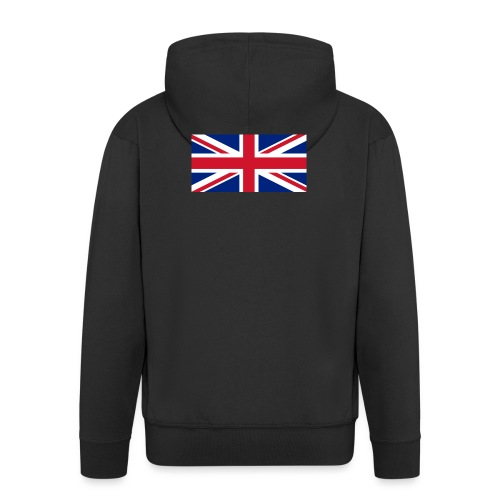 United Kingdom - Men's Premium Hooded Jacket