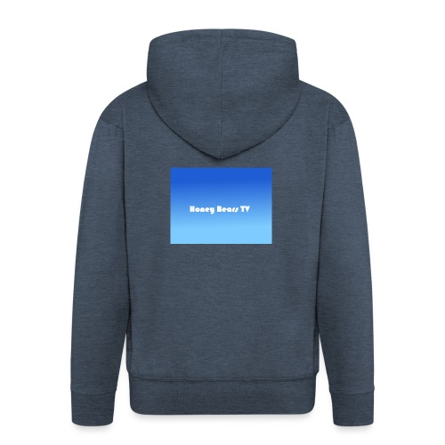 Honey Bears TV Merch - Men's Premium Hooded Jacket