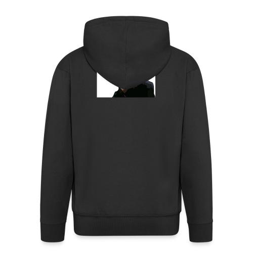 hetzeizo t-shirt Kind - Mannenjack Premium met capuchon