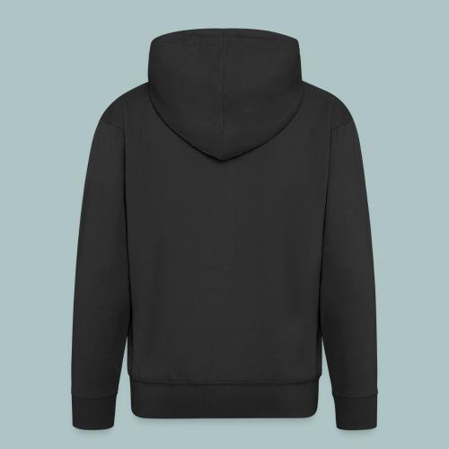 The Brain - Männer Premium Kapuzenjacke
