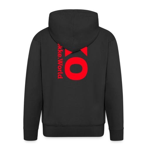 ko hoodie - Mannenjack Premium met capuchon