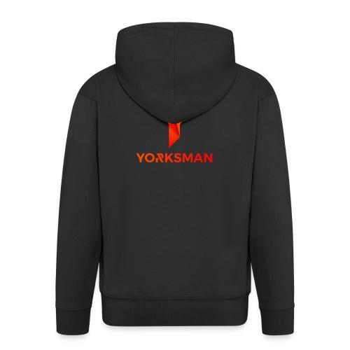 THeOnlyYorksman's Teenage Premium T-Shirt - Men's Premium Hooded Jacket