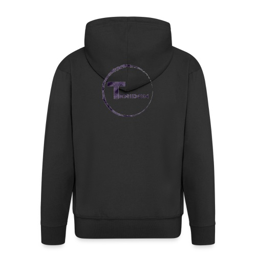 TERIDON Base Ball Shirt - Mannenjack Premium met capuchon