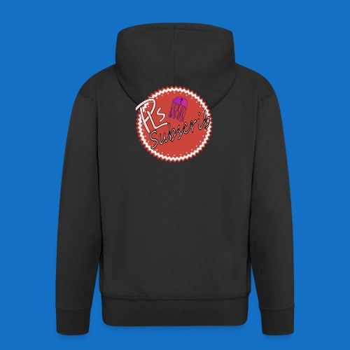 PLsSubscrib - Men's Premium Hooded Jacket