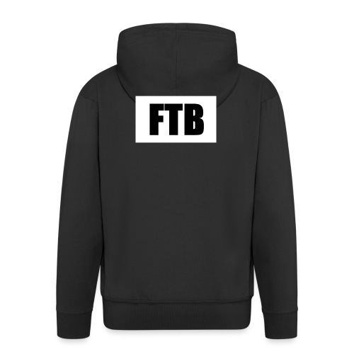 FTB - Men's Premium Hooded Jacket