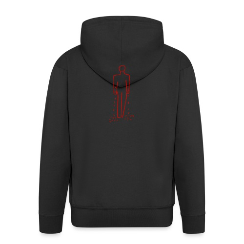 badge2 - Men's Premium Hooded Jacket