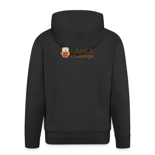 Lanka Challenge - Men's Premium Hooded Jacket