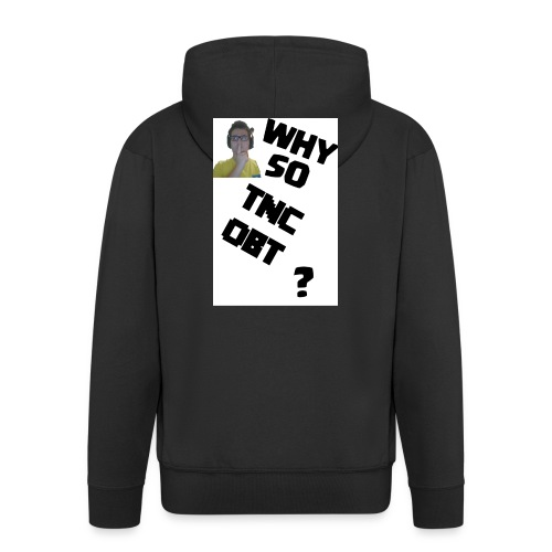Maglietta DONNA Why so TNCOBT? - Felpa con zip Premium da uomo