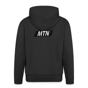 MTN Sportstaske m. BoxLogo - Men's Premium Hooded Jacket