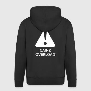 GAINZOVERLOAD WonB - Veste à capuche Premium Homme
