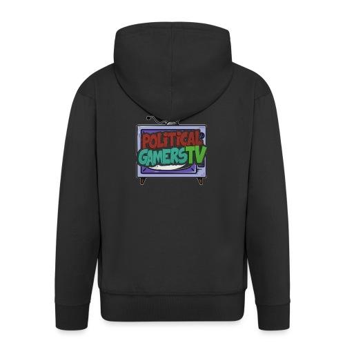 Politcial Gamers TV Shop - Men's Premium Hooded Jacket