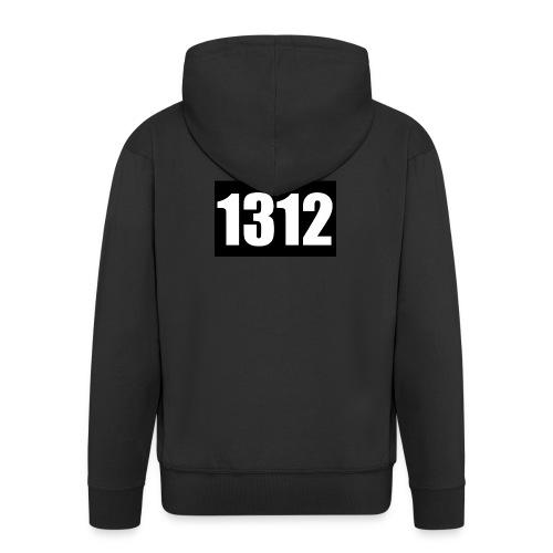 1312 - Männer Premium Kapuzenjacke