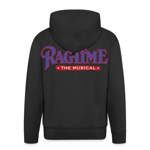 Brand Ragtime 01 png - Männer Premium Kapuzenjacke