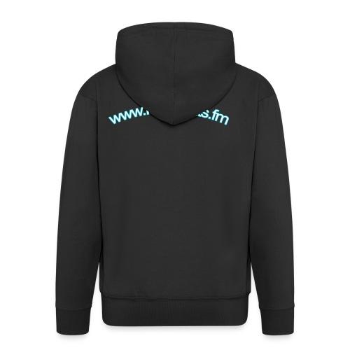 Noxbeats.fm Webseite - Männer Premium Kapuzenjacke