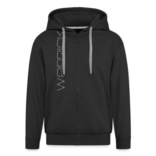 Waldrick Logo - Männer Premium Kapuzenjacke