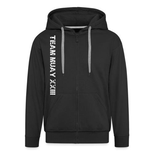 tm black xxl - Veste à capuche Premium Homme