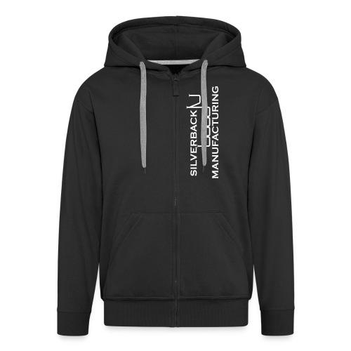 logo - Men's Premium Hooded Jacket