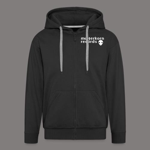 Dark-Techno Skull Pullover & Hoodies - Männer Premium Kapuzenjacke