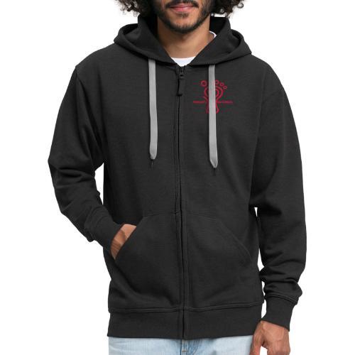 Parvati Trishula Jackets - Men's Premium Hooded Jacket