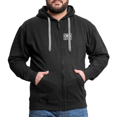 dosor gorsvet logo gorswet - Männer Premium Kapuzenjacke