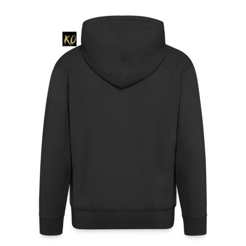 k.o-ousmanekebe - Veste à capuche Premium Homme
