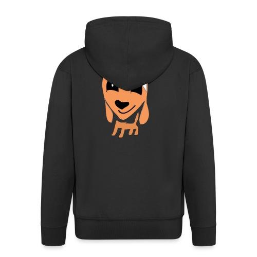 Hundefreund - Men's Premium Hooded Jacket