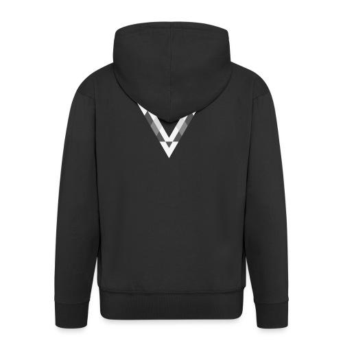 The Team - Men's Premium Hooded Jacket