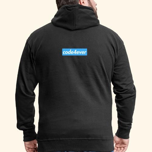 Code4ever - Men's Premium Hooded Jacket