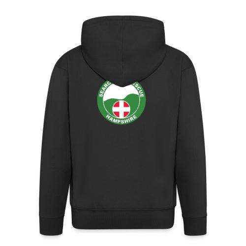 HANTSAR roundel - Men's Premium Hooded Jacket