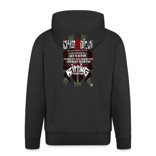 SITUATION - Men's Premium Hooded Jacket