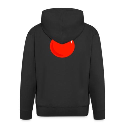 Tomate - Chaqueta con capucha premium hombre