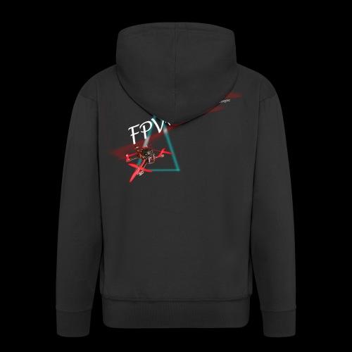 L'Original FPVRacinggames - Veste à capuche Premium Homme