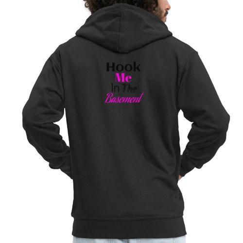 Hook N Chill - Herre premium hættejakke