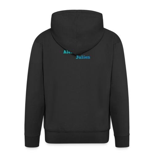Notre logo - Veste à capuche Premium Homme