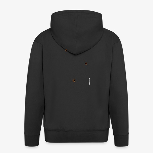 Flick Dich! • Tshirt. (w) - Männer Premium Kapuzenjacke
